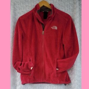 The North Face Pink osito Jacket